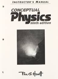 masteringphysics for conceptual physics paul g hewitt