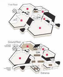 The Art Gallery Of Western Australia Website Special Floor Plans
