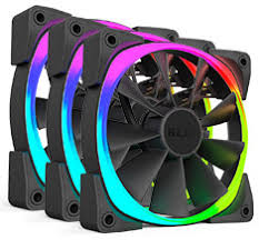 120mm rgb case fan rgb fan at pc case gear