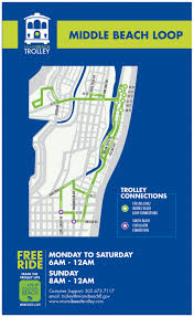 Map Of South Beach Miami by Transportation City Of Miami Beach