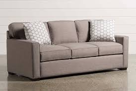 Sofa Sleeper Memory Foam Sofa Beds Free Assembly With Delivery Living Spaces