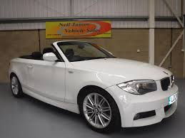 used bmw 1 series m sport convertible cars for sale motors co uk