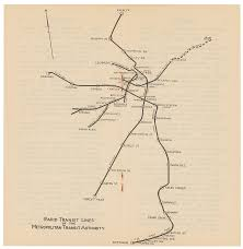 Mta Map Subway File 1950 M T A Subway Map Png Wikimedia Commons