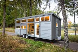 Luxury Tiny Homes by See What Splurging On A Tiny House On Wheels Gets You In The