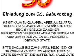 spr che zum 50 geburtstag frau einladung 50 geburtstag spruch thegirlsroom co