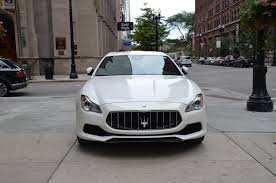 maserati 2017 quattroporte 2017 maserati quattroporte sq4 for sale in chicago