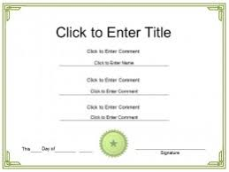certificate of appreciation template powerpoint 28 images