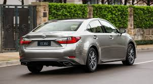 lexus sports car 2003 2016 lexus es350 recalled for possible brake system fault photos