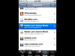 game mod cydia repo how to get mods for ios games from cydia youtube