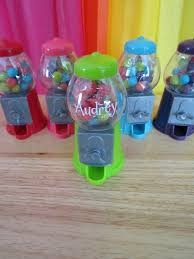 Gumball Party Favors 40 Best Gumball Party Images On Pinterest Gumball Machine