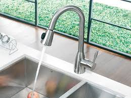 vigo kitchen faucet vigo graham stainless steel pull spray kitchen faucet