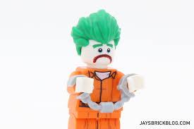 review lego batman movie minifigure series