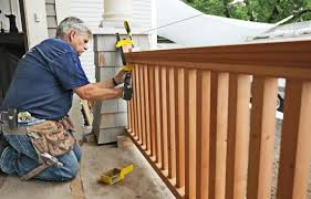 How to Repair Split Porch Railing  This Old House