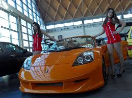 tuner cars high heels mini skirts and tuner cars italian edition