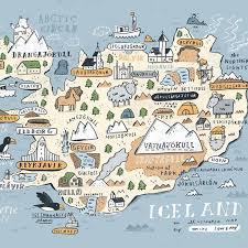 iceland map best 25 map iceland ideas on reykjavik map iceland