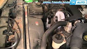 Northstar Wiring Diagram How To Install Repair Replace Serpentine Belt Tensioner Lincoln