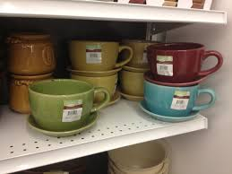 coffee themed kitchen canisters coffee cup planters fun joann fabrics u0026 crafts store kitchen