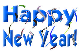 new years streamers happy new year clipart and animations