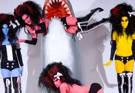 Karen Halloween Costume Voluptuous Horror Karen Black Art Nerd York