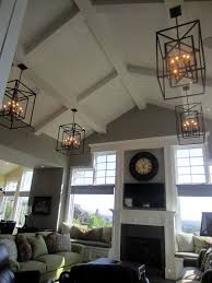 Living Room Ceiling Design by Best 10 Vaulted Ceiling Lighting Ideas On Pinterest Vaulted