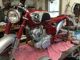 honda cd175 1968 restored classic motorcycles at bikes