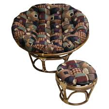 Amazon Com Venice Outdoor Wicker Pa - furniture unique chair design ideas with papasan chair cushion