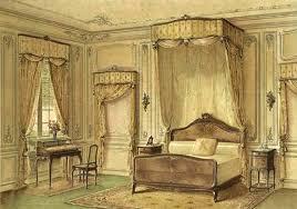 chambre style louis xv georges rémon décorateur planches couleur chambre style louis