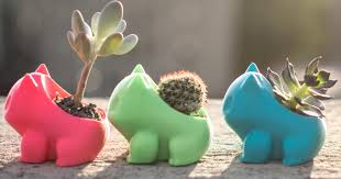 Cactus Planters by Bulbasaur Planter Shut Up And Take My Yen