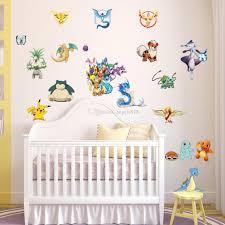 kids room wallpapers poke wall stickers cartoon 3d wallpapers wall decals children