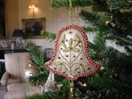 retro style theme and ornaments