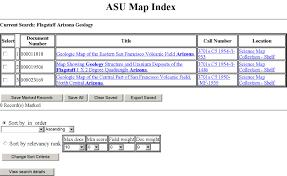 Asu Map Glg 103 Page