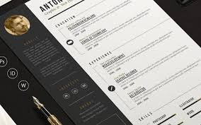 attractive resume templates the best cv resume templates 50 exles design shack