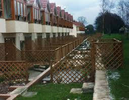 garden fencing wicklow dublin fencing panels for sale