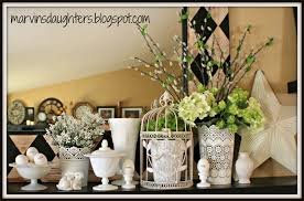 decorations for easter marvinsdaughters easter mantel decor easter mantel