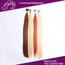 keratin hair extensions 100 remy human hair pre bonded hair or keratin hair extensions