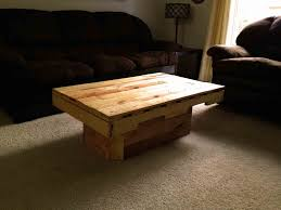 Pallet Coffee Tables Coffee Table Wood Pallet Coffee Table Designs Build Designswood