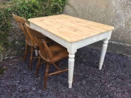 the penderyn furniture co pine farmhouse style table