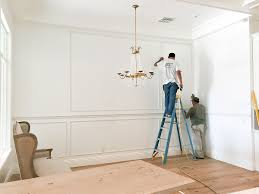 Dining Room Paneling How To Install Panel Moulding U2013