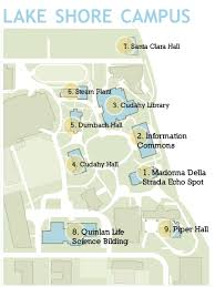 Santa Clara University Map What You Don U0027t Know About Lsc