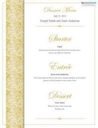 wedding program wording ideas menu templates or ideas wedding