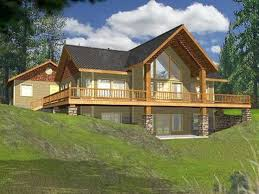 Log Cabin House Designs 14 Best Drive Under House Plans Images On Pinterest Country