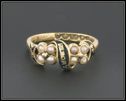 mourning ring 107 best mourning rings images on mourning ring