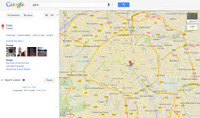 Map Of Paris France by Map Of Paris Google New Zone