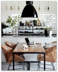 Dining Room Accent Furniture Natural Rattan And Wicker Accent Furniture Add Pizzaz To Your Home