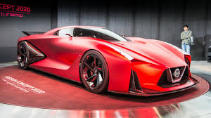Nissan Gtr Concept - nissan u0027s gt r previewing vision gt goes red for tokyo top gear