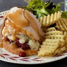 open faced turkey sandwich fresh roasted turkey apple