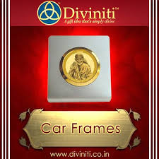 buy car dashboard ornaments like religious car frames and glass
