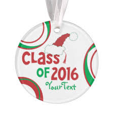 class of 2016 ornaments keepsake ornaments zazzle