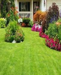 Small Backyard Landscape Designs Front Yard Landscaping With Small Grass Area For A Bungalow Love