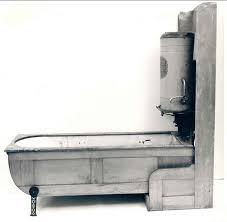 Wood Heated Bathtub Portable Baths Of The 1800s Album On Imgur